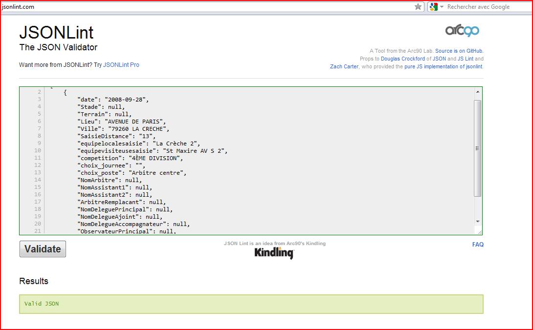 Résolu] Encodage UFT-8 avec json_encode - Alsacreations